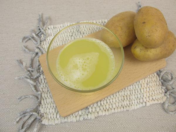 Kartof suyu