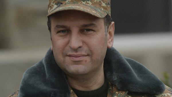 Vigen Sarkisyan - Ermənistanın müdafiə naziri