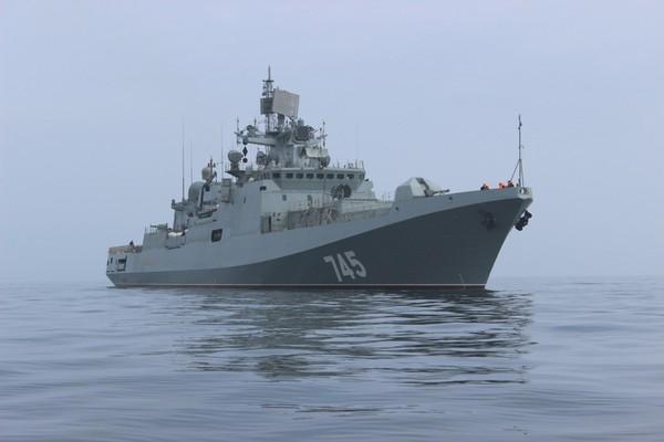 """""""Admiral Qriqoroviç"""" gəmisi"""