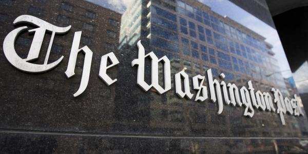 """Washington Post""un redaksiyası"