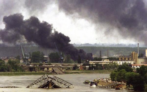 Belqrada NATO hücumu - 1999-cu il, mart