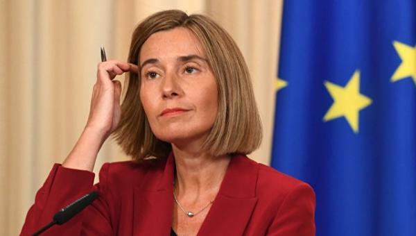 Avropa Birliyi xarici siyasət komissarı Federika Moqerini