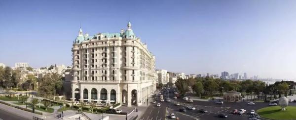 """""""Four Seasons Baku"""" oteli"""