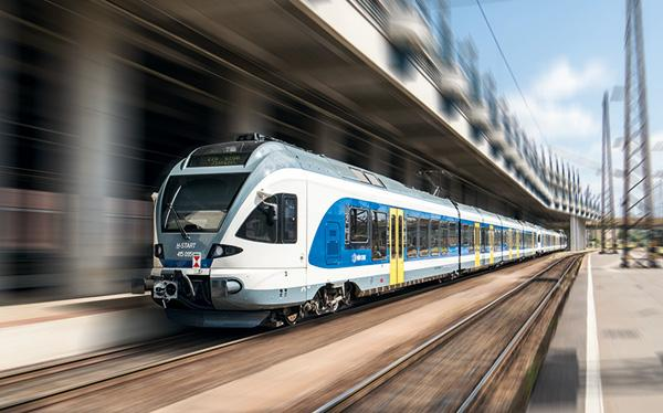 Stadler Rail Group qatarları