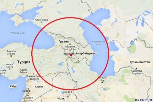 Ermənistanda 102-ci Rusiya bazasının təsir dairəsi