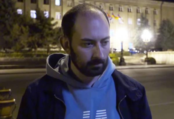 Tiqran Qriqoryan - Xankəndidə yaşayan yerli siyasətçi