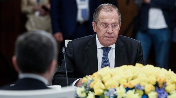 Sergey Lavrov Almatı görüşündə